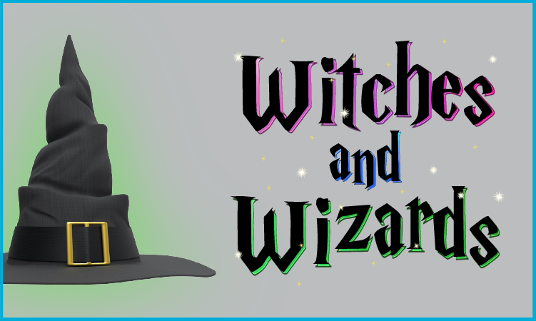 Witches & Wizards Camp