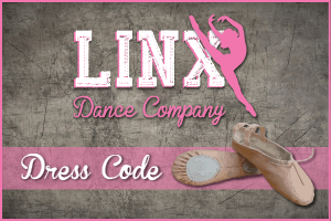 LINX Dance Company Dress Code