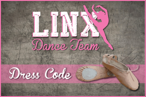 LX Dance Teams Dress Code