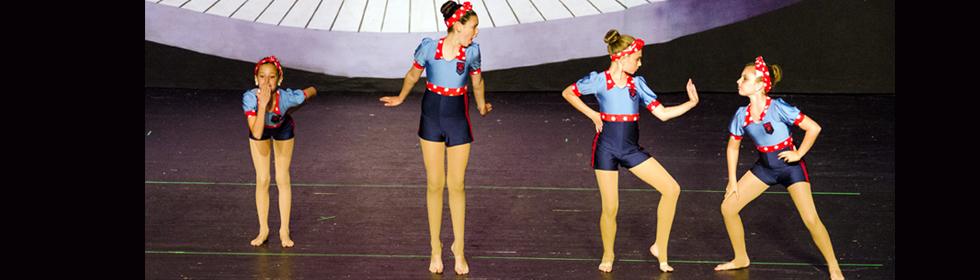 dancers lyrical girls recital contemporary jazz