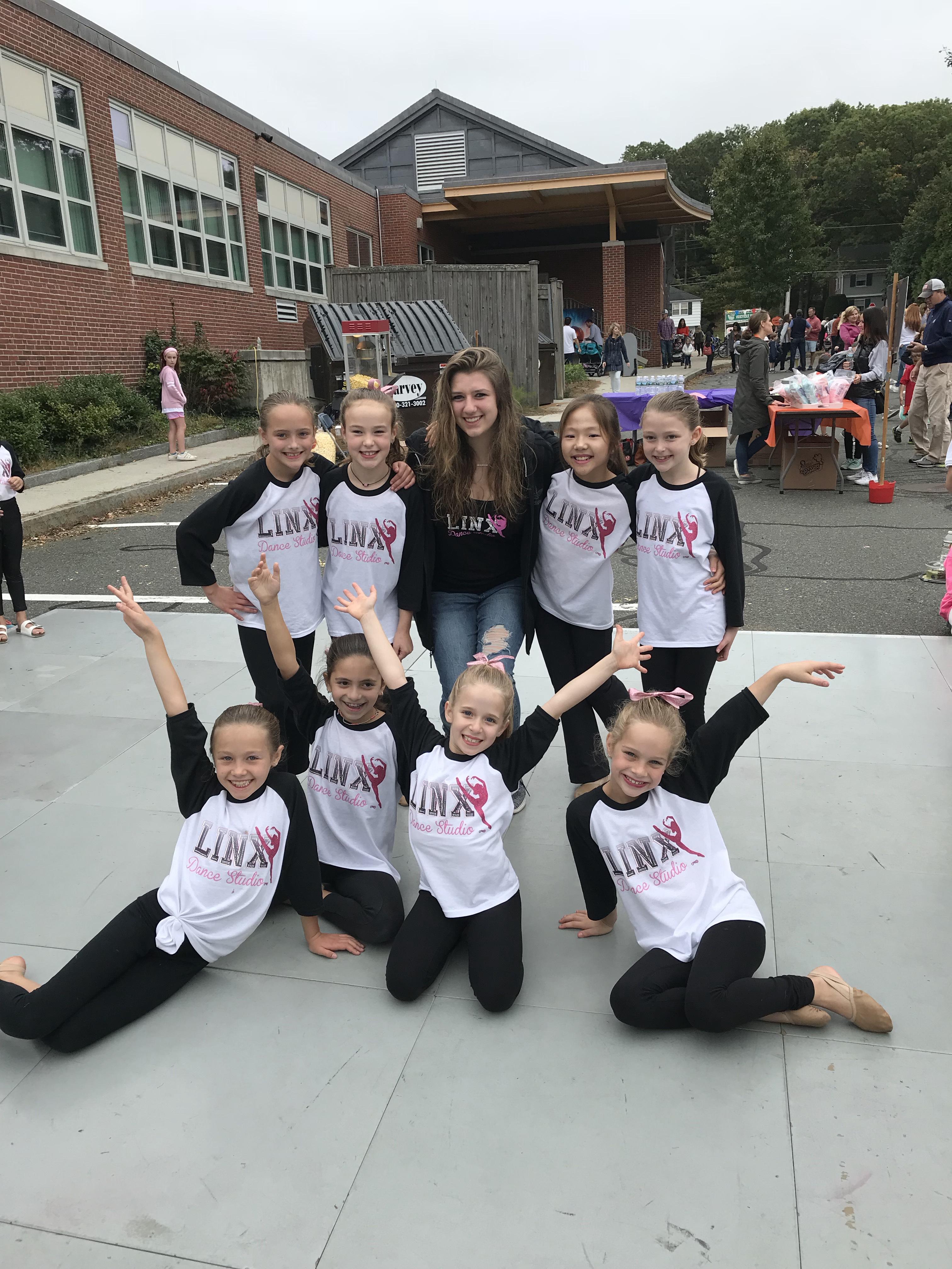 boston college dance