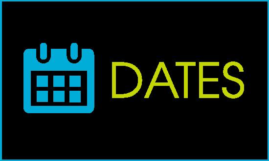 Dates & Rates