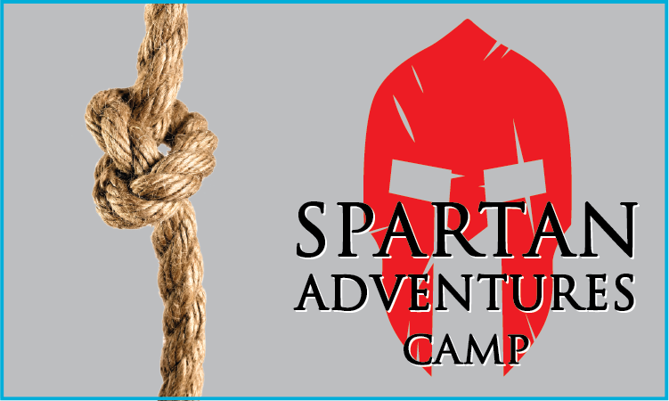 Spartan Adventures Camp