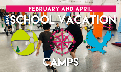 Vacation Weeks Camps Logo
